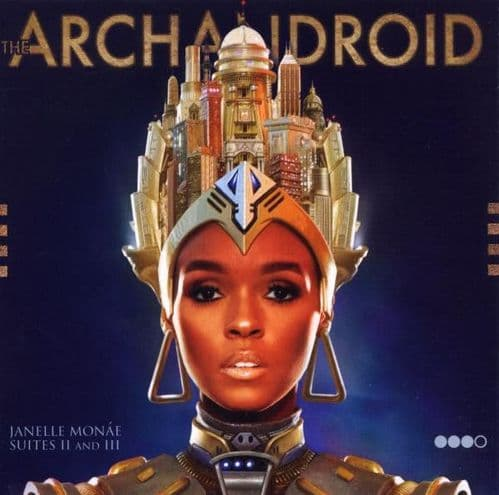 Janelle Monae<br>The ArchAndroid<br>CD